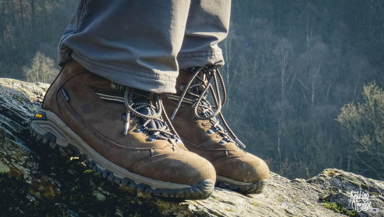 BERGHEN, la marque belge de chaussures de randonnée