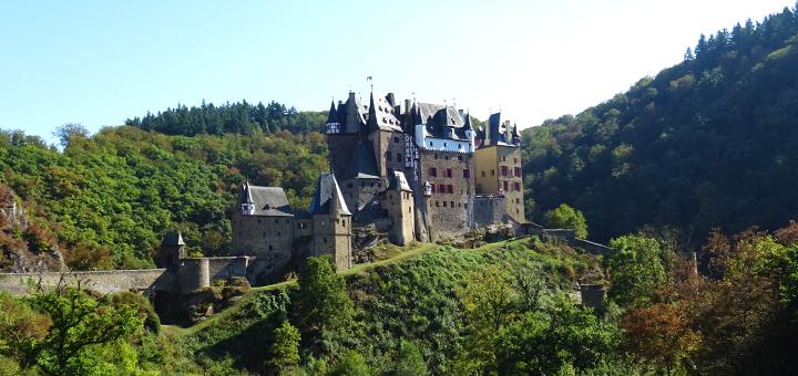 Allemagne | Entre Moselle et Hunsrück 🏰🍃