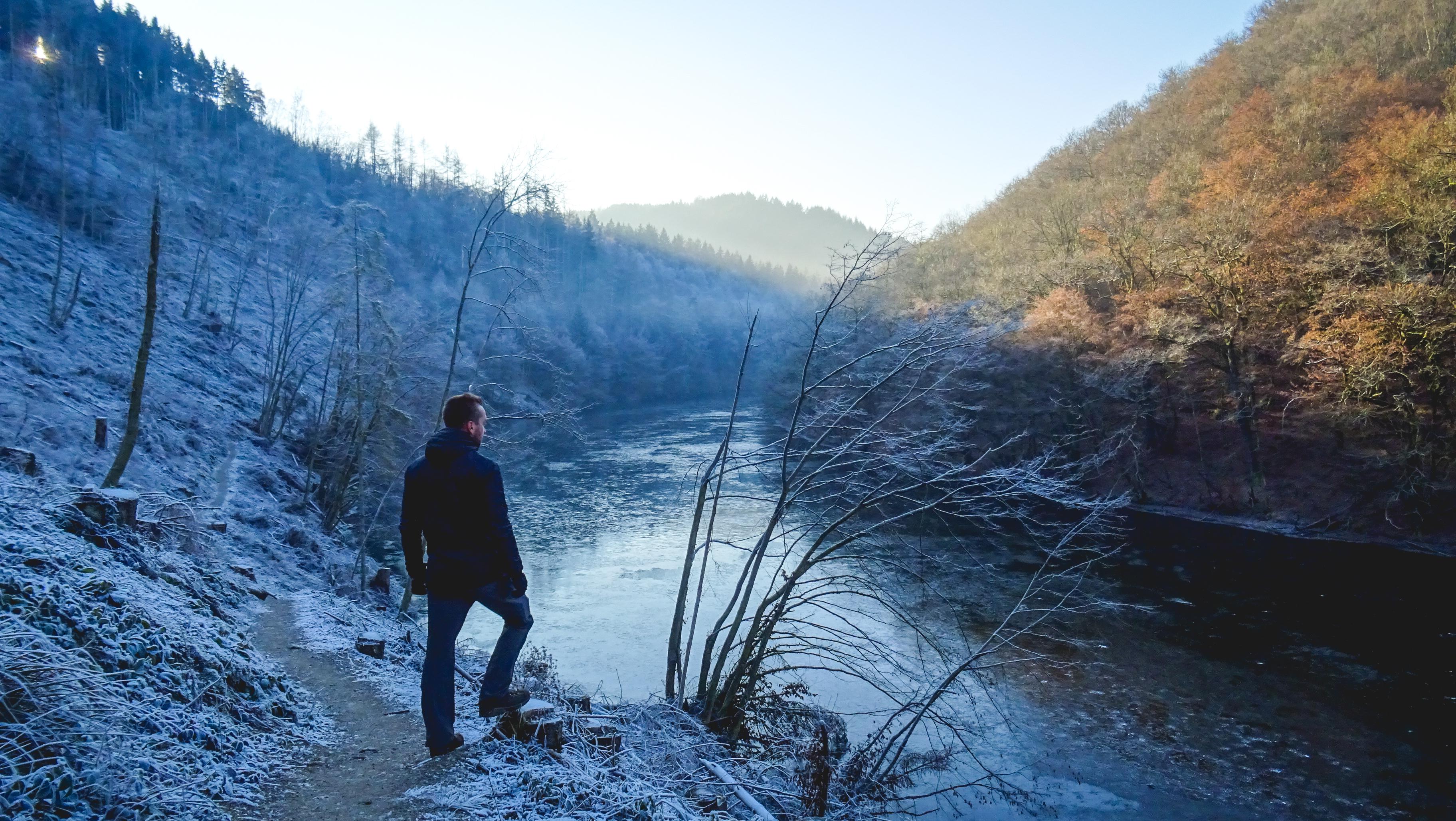 Tribulations et bivouac en Ardenne