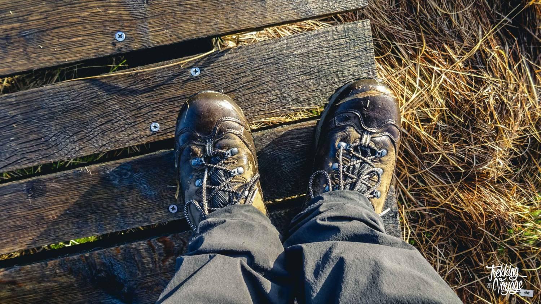 chaussures berghen morillon