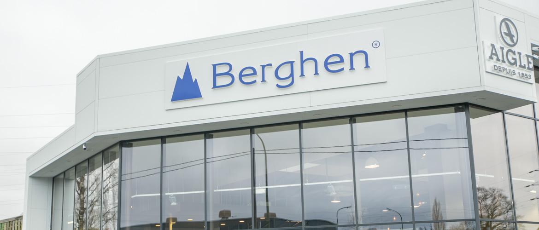 Berghen magasin neupré