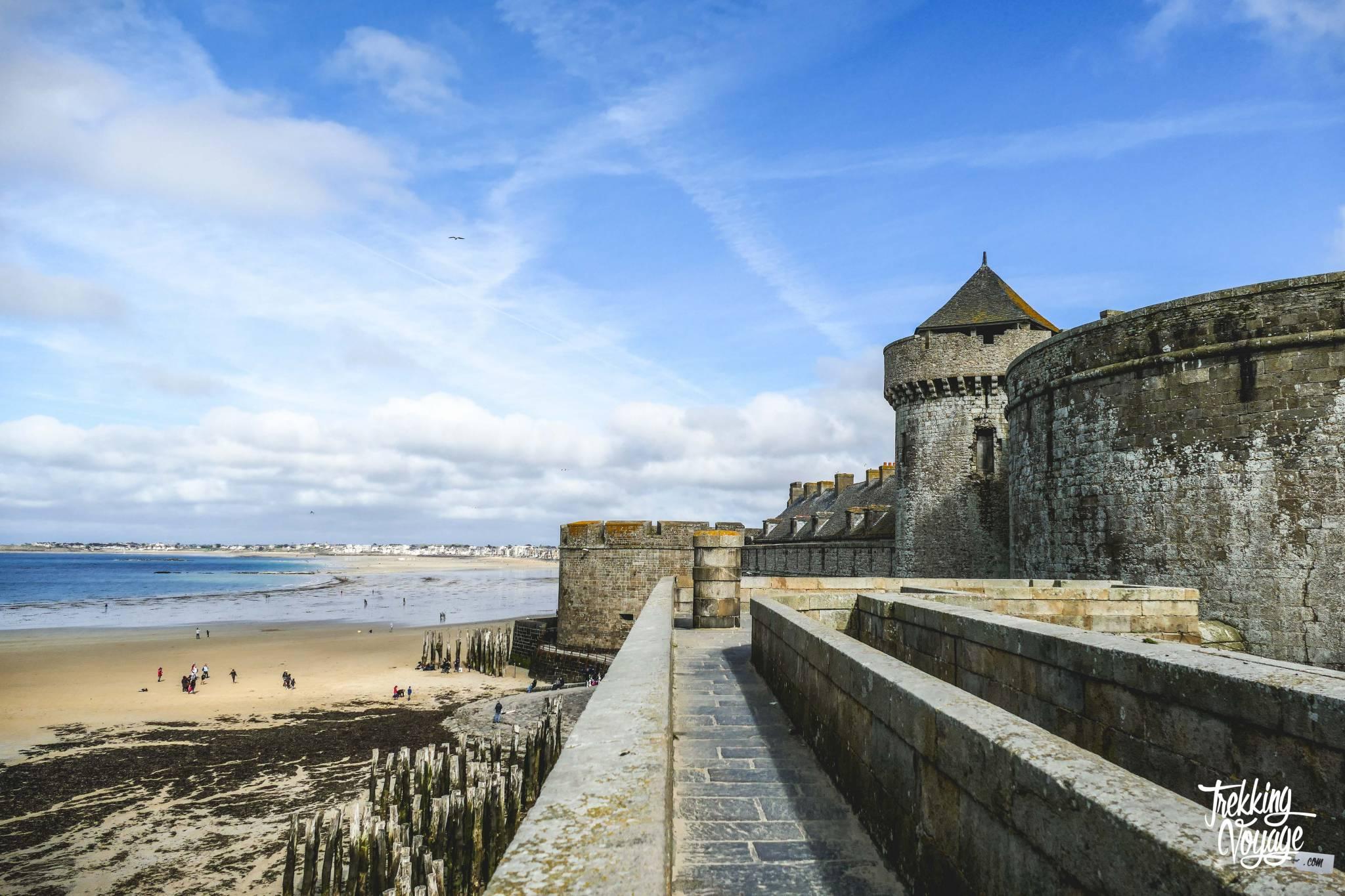 Bretagne | De Cancale à Saint-Malo pour le #WAT17