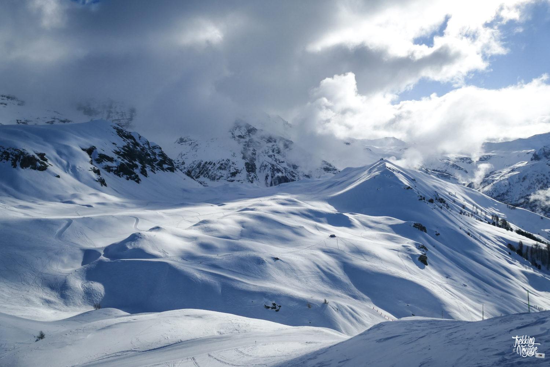 Plateau de Rocherousse Orcières Merlette