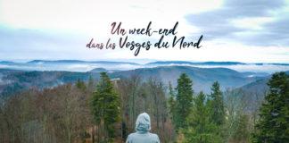un week-end dans les vosges du nord
