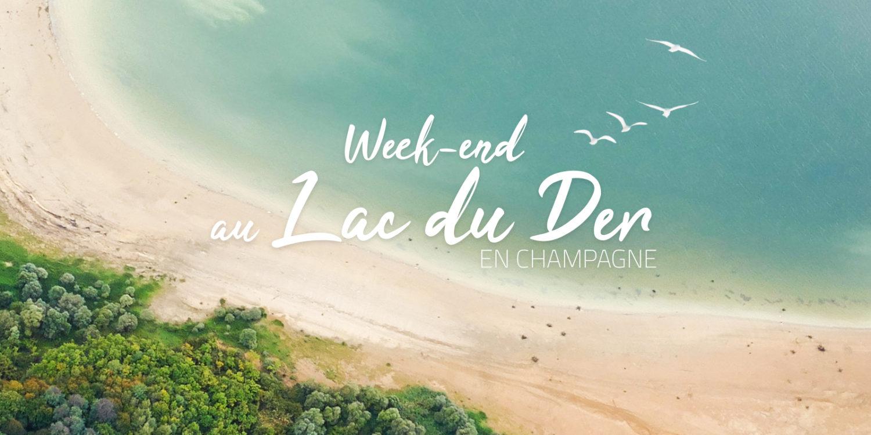 Un week-end au Lac du Der en Champagne