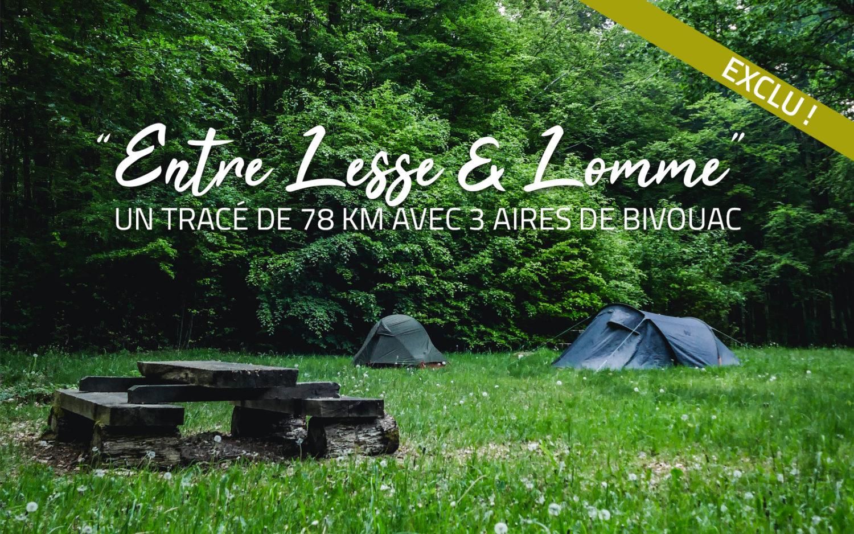 IDÉE RANDO ITINÉRANTE : une boucle 78 km et 3 bivouacs dans la Grande Forêt de Saint-Hubert