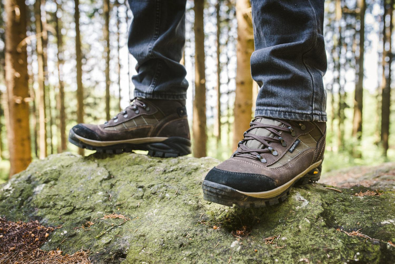 Berghen chaussures de randonnée concours