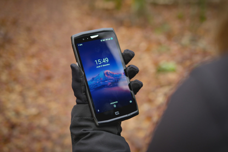 CROSSCALL TREKKER-X4, le nouveau smartphone taillé pour l'aventure
