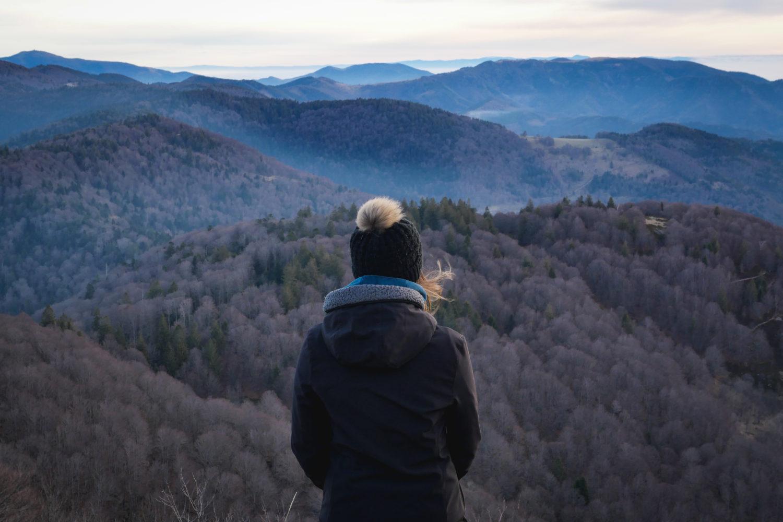 Un week-end hivernal dans les Vosges