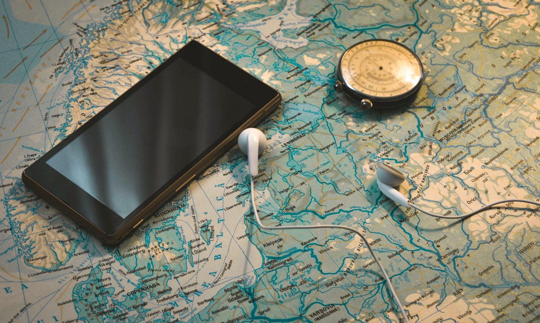 S'orienter en randonnée avec son smartphone